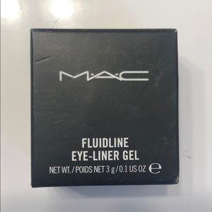 MAC fluidline eye-liner gel- brown